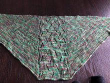 Five By Five Shawl Pattern