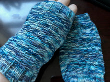 Starry Starry Night Basketcase Mitts
