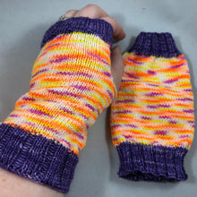 Most Basic Of Mitts Pattern - digital download