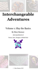 Interchangeable Adventures Volume 1 eBook