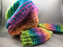 Mutant Mini Fade Hat & Mitts - digital download