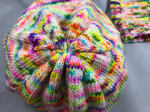 The Road So Far Hat Pattern - digital download