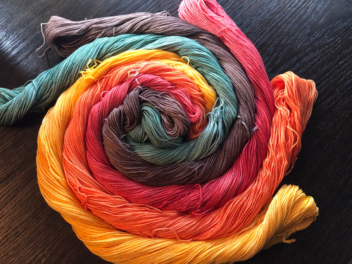 Fall in the Hollow Skein Sets