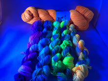 Riot Grrrl Rainbow Mini Skein Set