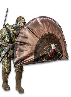 Primos Double Bull Turkey Decoy