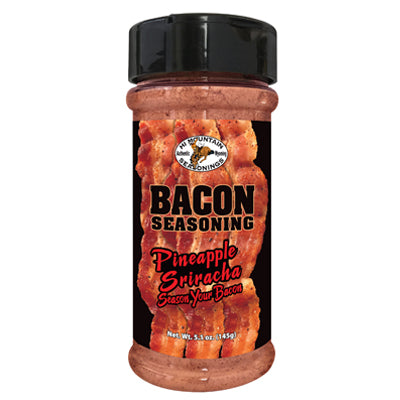 Pineapple Sriracha Bacon Seasoning