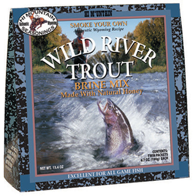 Wild River Trout Brine Kit