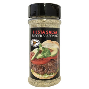 Fiesta Salsa Burger Seasoning