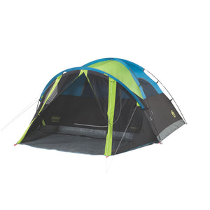 Coleman Dark Room Dome Tent w/ Screen Room