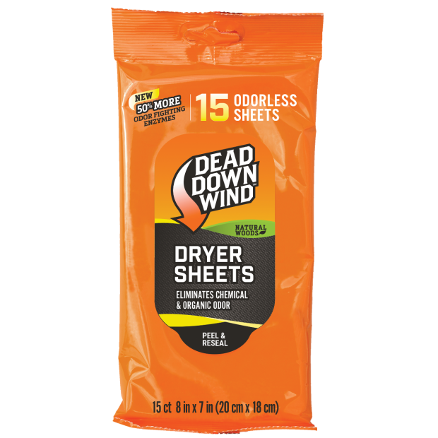 Dead Down Wind Dryer Sheets