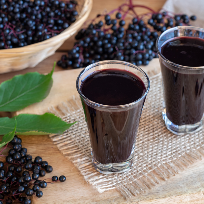 River Hills Harvest Pure Elderberry Juice
