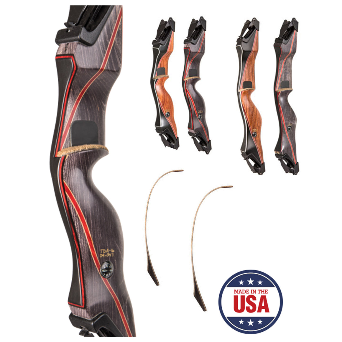 Fred Bear Takedown Recurve Bow