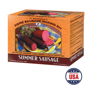 Summer Sausage Making Kit