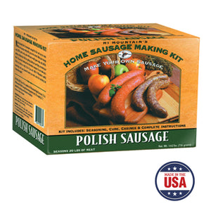 Polish Sausage Making Kit