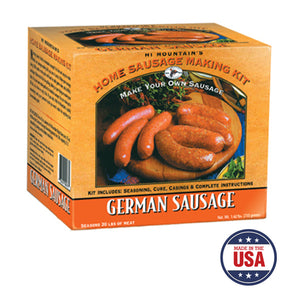 German Sausage Making Kit