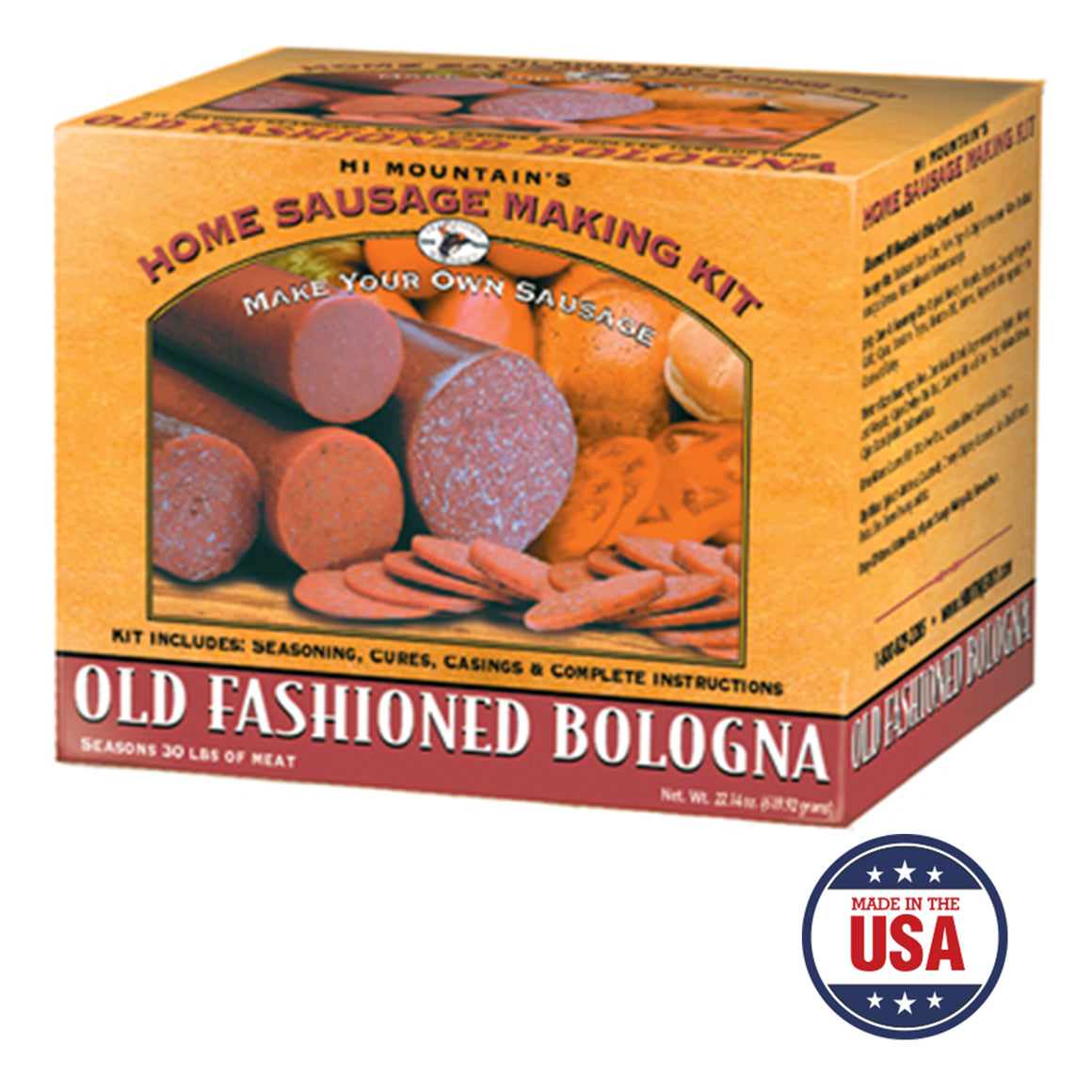 Old Fashioned Bologna Making Kit