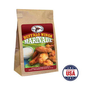 Buffalo Wings Marinade