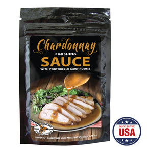 Chardonnay Finishing Sauce
