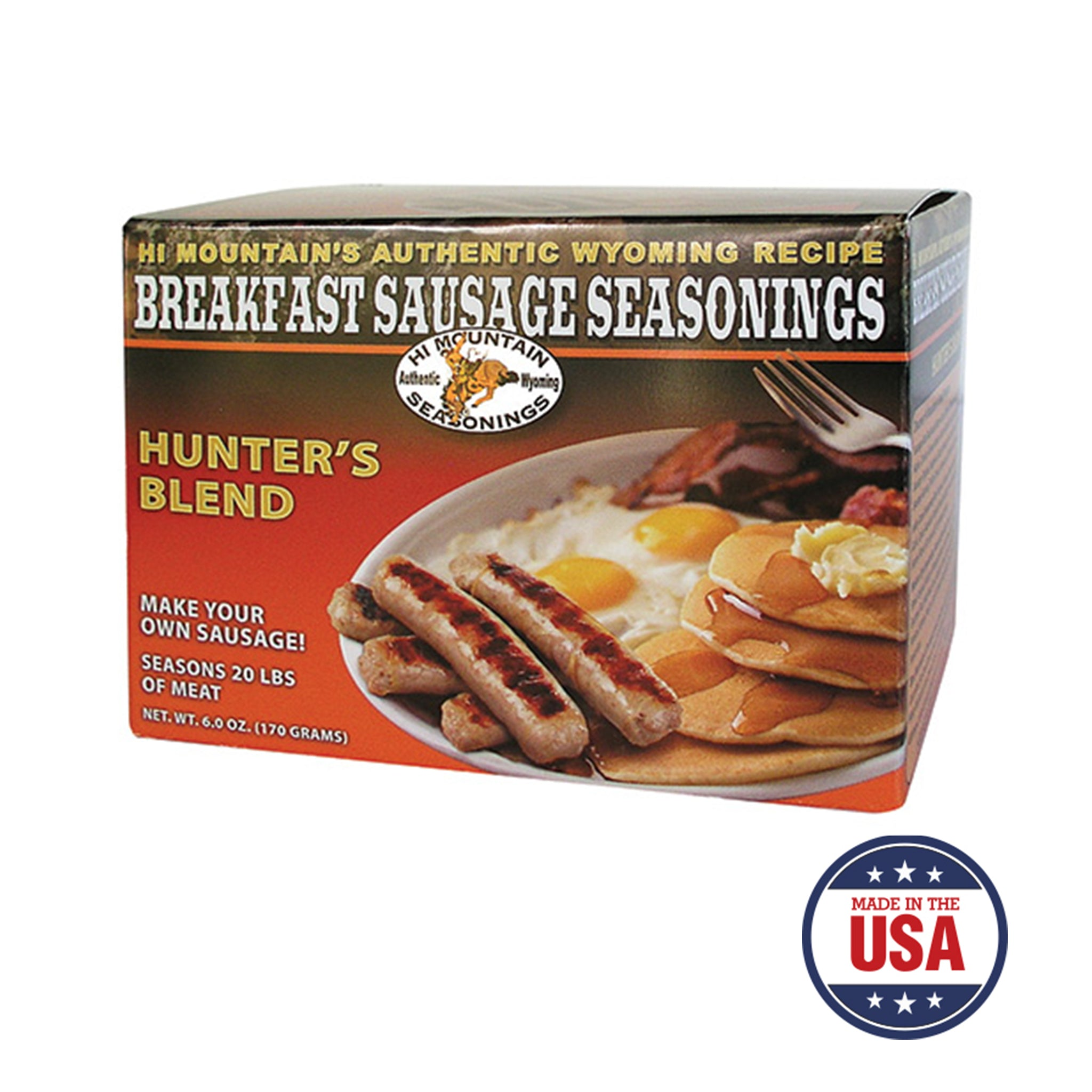 Hunter's Blend Breakfast Sausage Making Kit