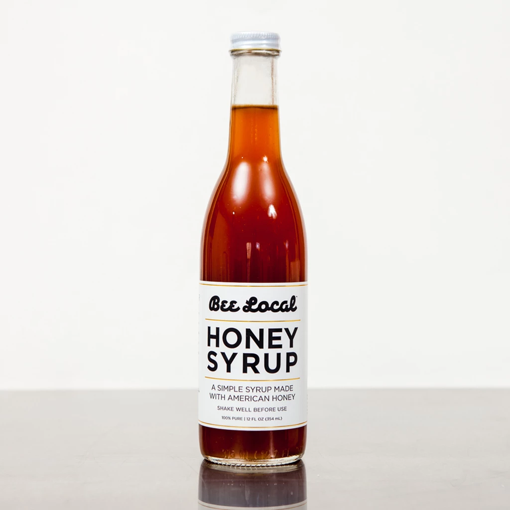 Bee Local Honey Syrup