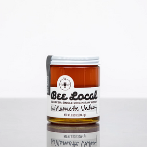 Bee Local Willamette Valley Honey