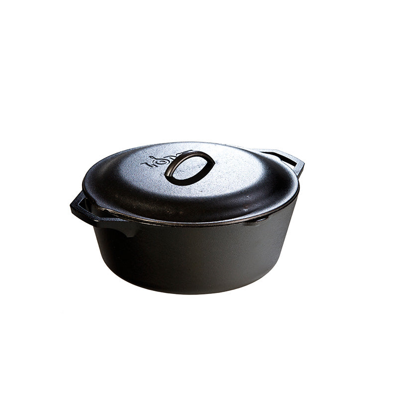 7qt Cast Iron dutch oven