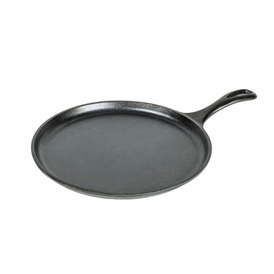 10.5in Cast Iron griddle