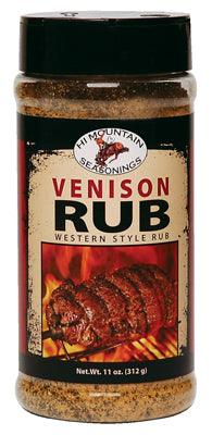 Venison Rub Blend Seasoning