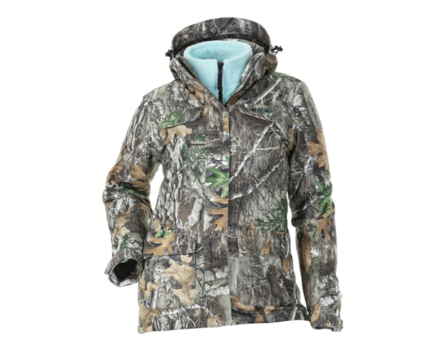 Kylie 3.0 Hunting Jacket- RealTree Edge