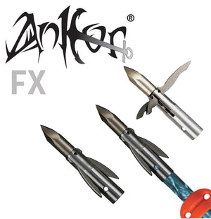 AMS Ankor FX Point with Fiber Glass Arrow