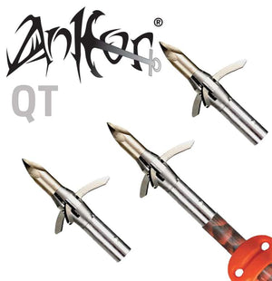 AMS Ankor QT Point with Fiber Glass Arrow