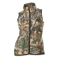 Puffer Vest- Realtree Edge