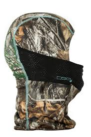 Hinged Balaclava- Realtree Edge