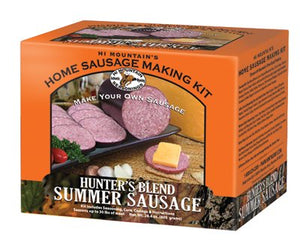 Hunters Blend Summer Sausage Making Kit