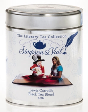 Lewis Carroll Black Tea Blend