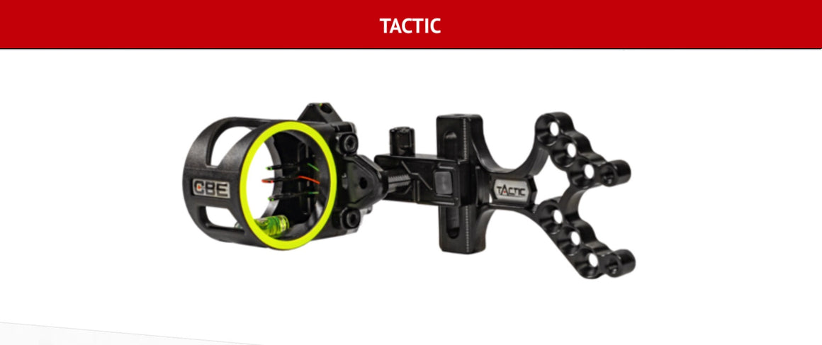 CBE Tactic 3-pin sight
