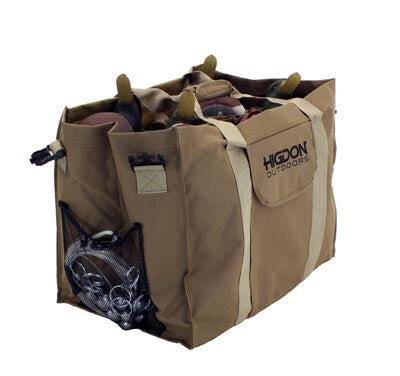 Higdon 6-Slot Duck Decoy Bag