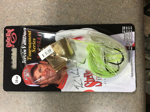 Kevin VanDam tournament series buzzbait