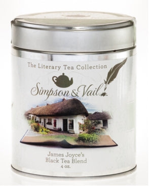 Simpson & Vail James Joyce Black Tea Blend