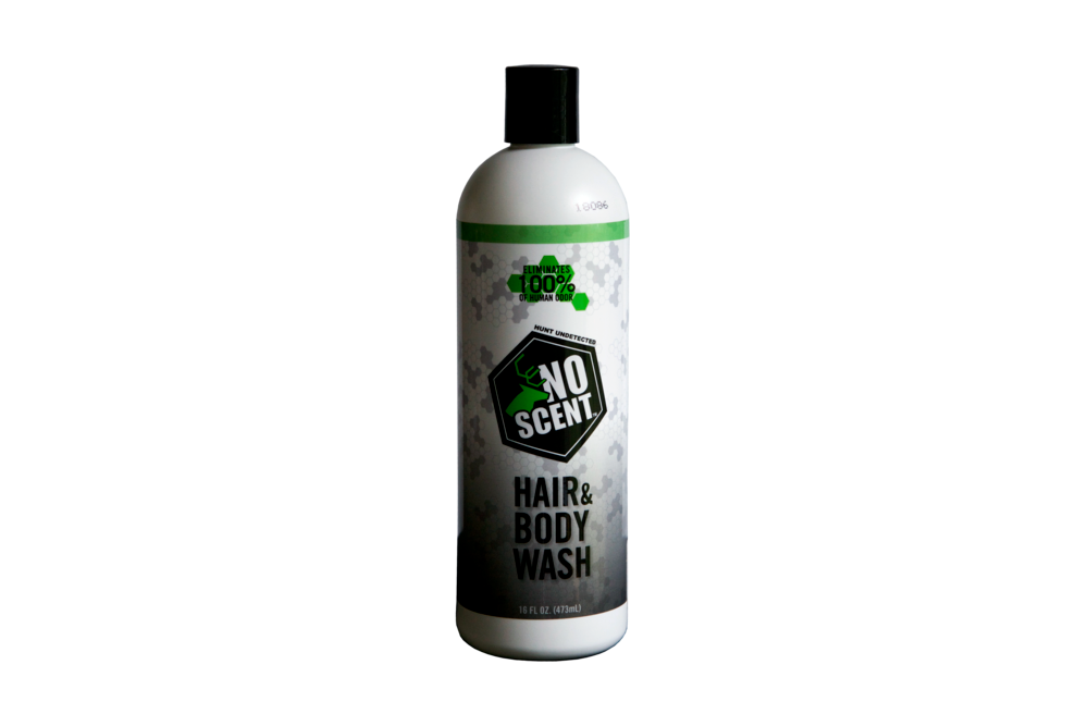 No Scent Hair & Body Wash