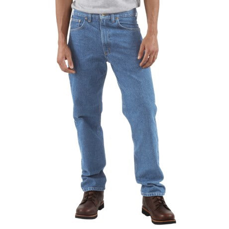 B18 DST Straight - Fit Tapered Leg Jean