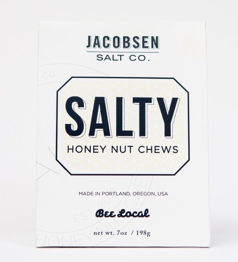 Jacobsen Salty Honey Nut Chews