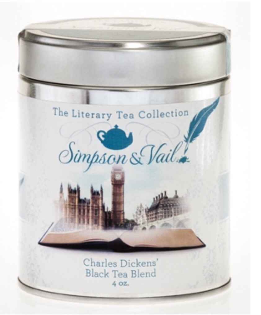 Charles Dickens Black Tea Blends
