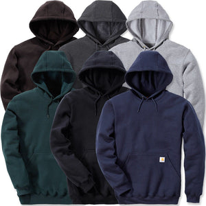 Midweight Hooded Sweatshirt K121