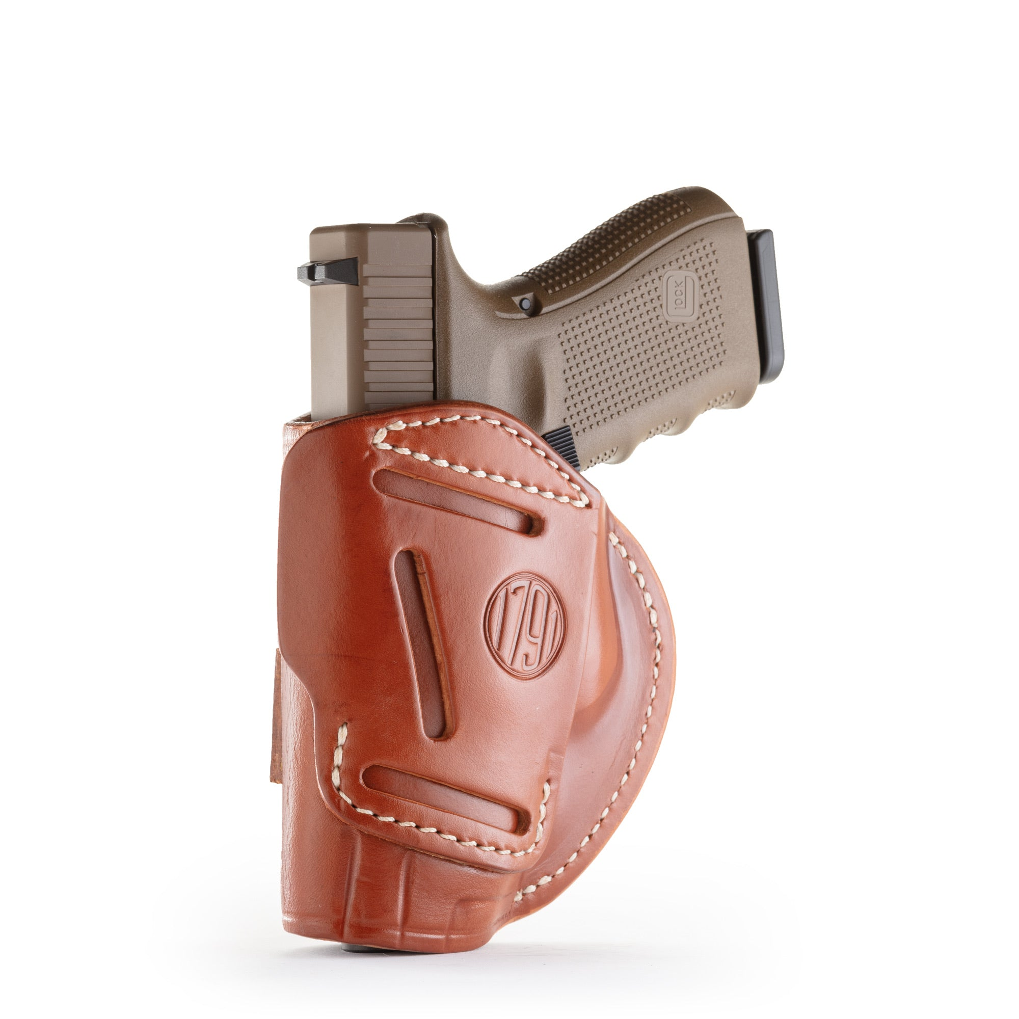 1791 Gunleather Four Way Multi-Fit IWB & OWB Holster