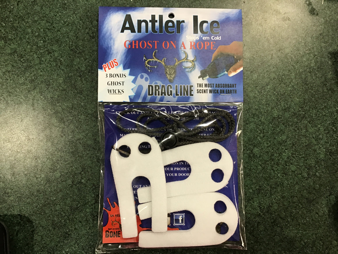 Antler Ice Ghost ON A Rope