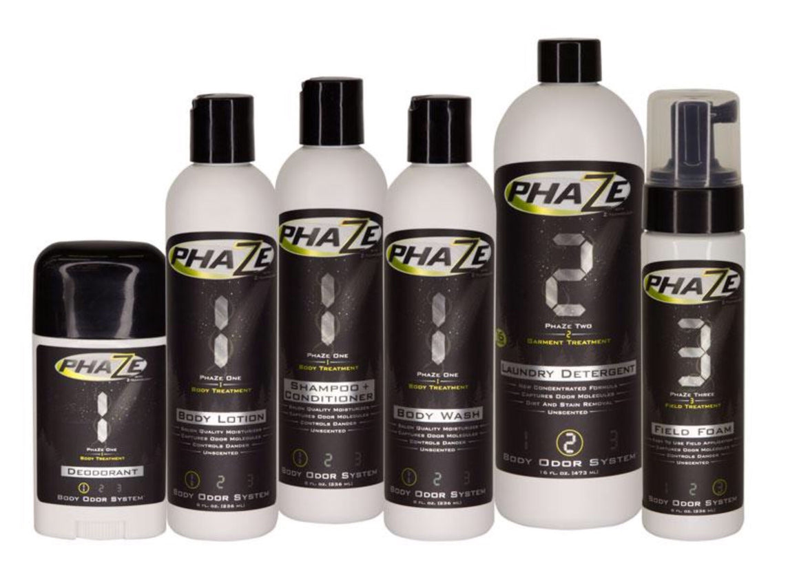 PhaZe Body Odor System (6pk)