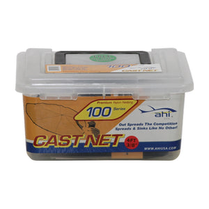 AHI USA Cast Net 100 Series