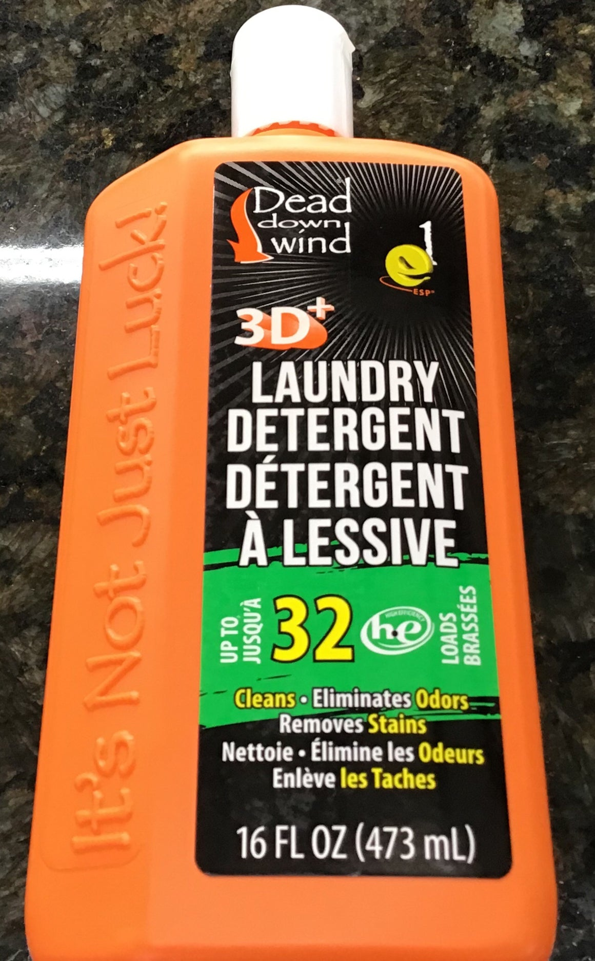 Dead Down Wind 3D+ Laundry Detergent - 16 FL OZ