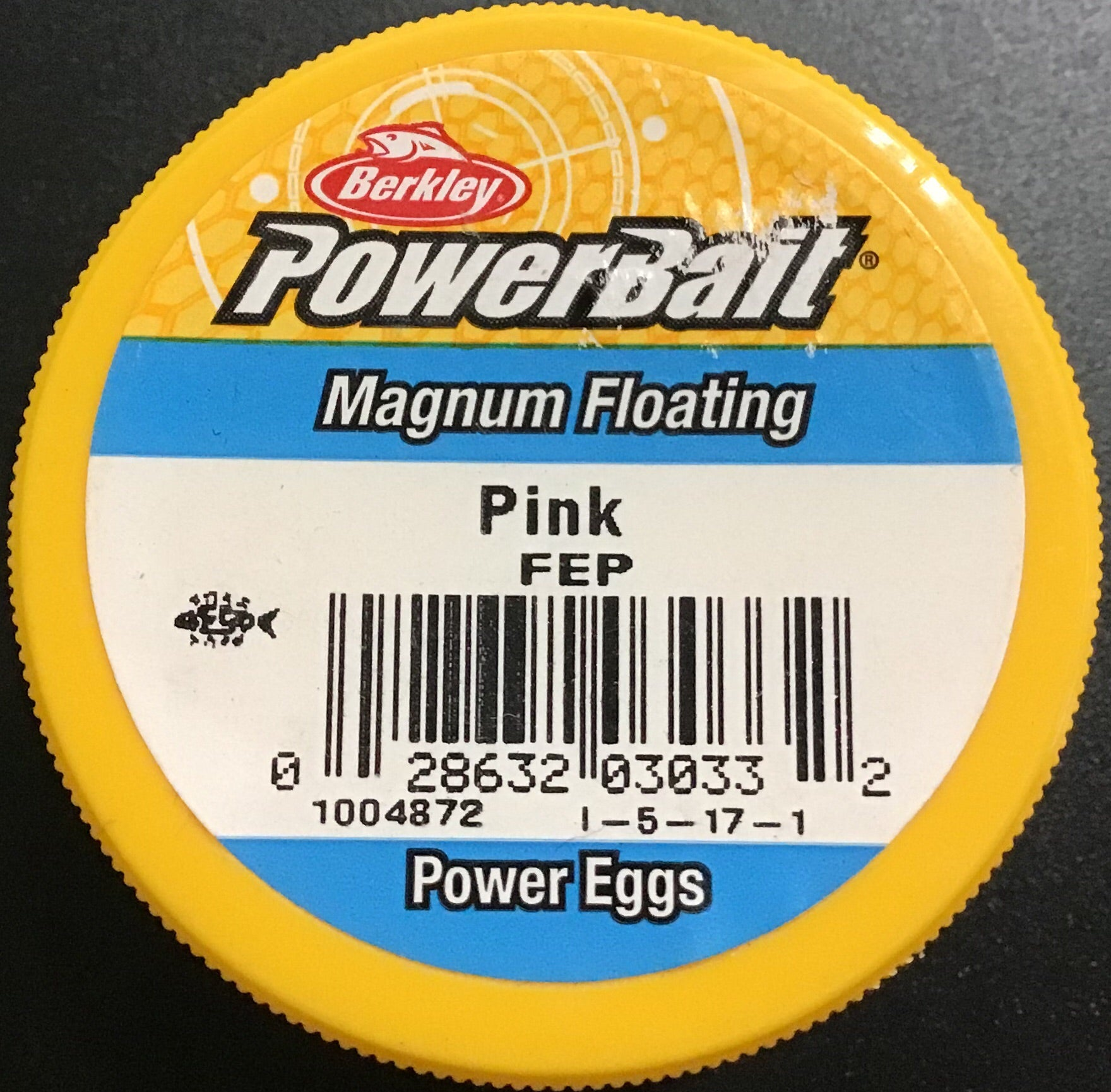 Berkley Power Bait-Magnum Floating Power Eggs - various colors